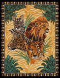 Wild Cats, 400 X 00 cm