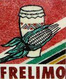 Logotipo da Frelimo, 400 x 500 cm