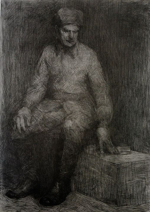 The Old Man .2014 - Danniele.S