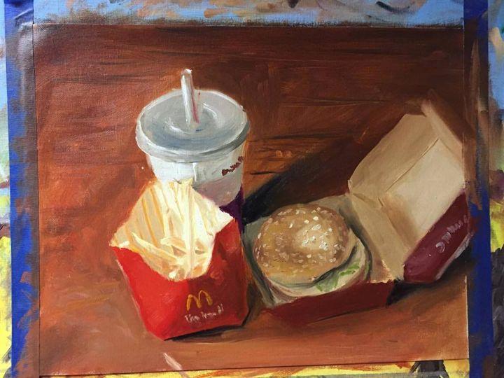 fast food - mrhoneycinnamon