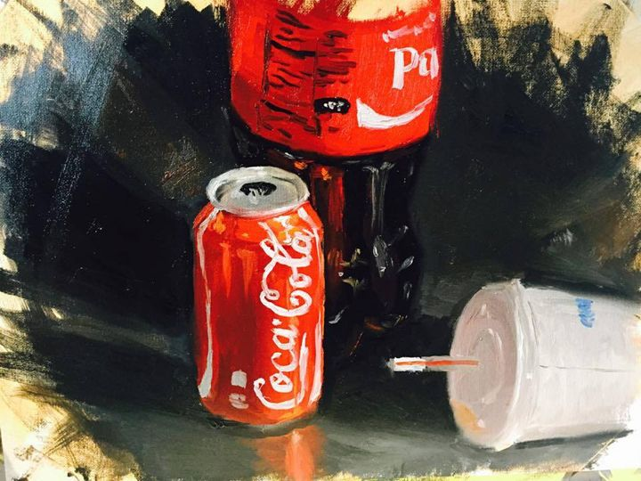 coke - mrhoneycinnamon