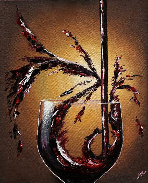 Splashes of Wine - Mila Moroko
