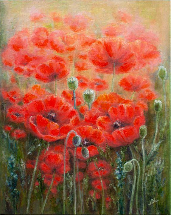 Poppies dance - Mila Moroko
