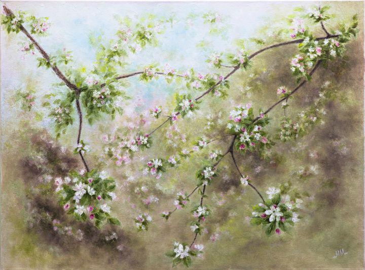 Blooming Apple - Mila Moroko