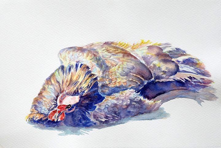 Boneless Chicken - MB Watercolors