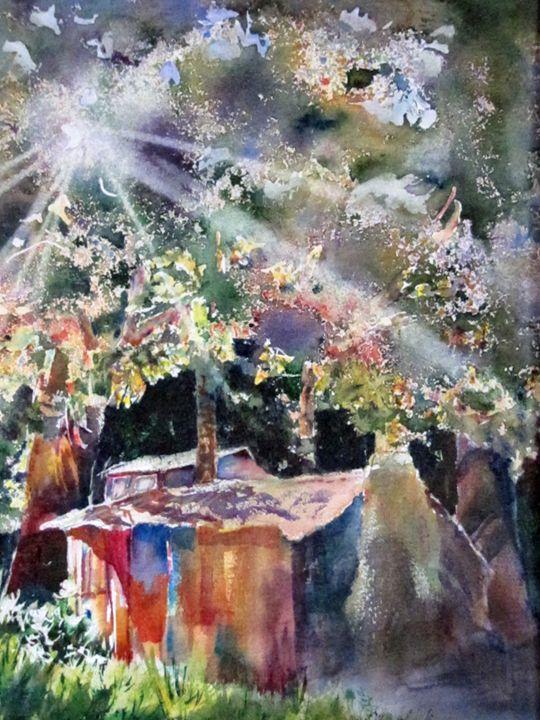 Sierra Dreaming - MB Watercolors