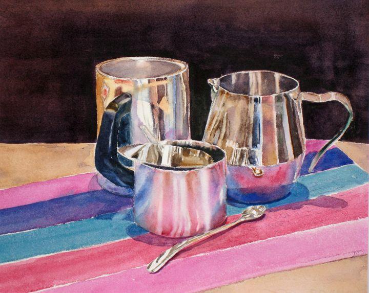 Coffee Break - MB Watercolors