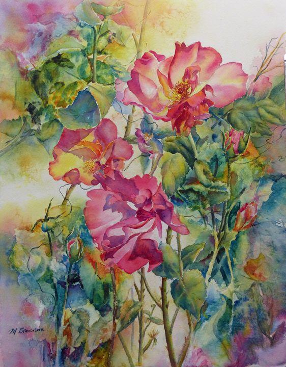 Sun-Kissed - MB Watercolors