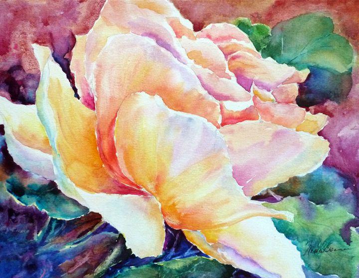 Energy - MB Watercolors
