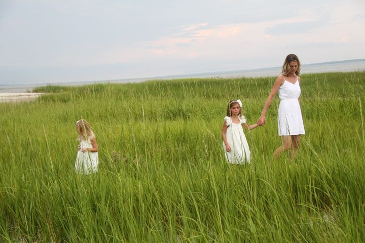 A walk in the Marshgrass - Wendy Theisen Halsey Photography
