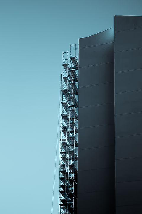 Cold Building - Murat Korkmaz