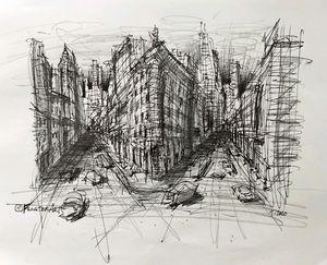 2 Street City Scrapble