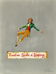 Twelve Lords a'Leaping