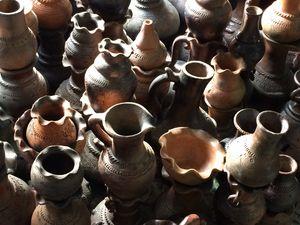 Champa pottery