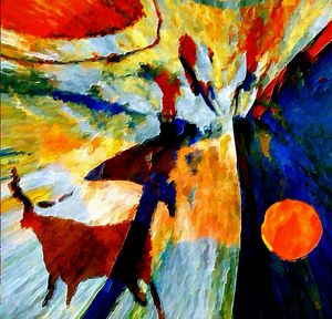 Lasso - JD Van Rooyen Art
