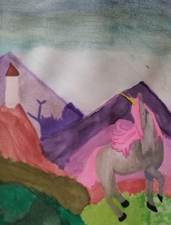 unicorn in the valley - Faith