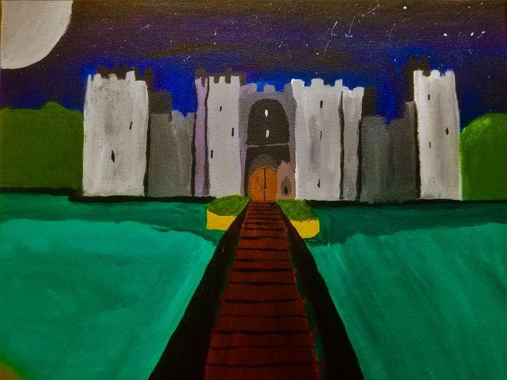 starry castle - Faith