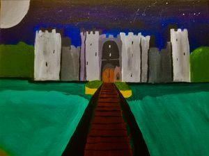 starry castle