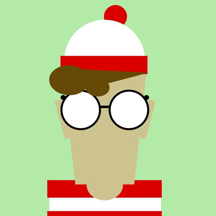 Waldo - Graphic Design