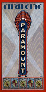 Abilene, Texas Paramount Theater
