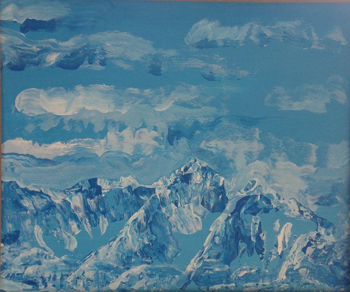 Blue Mountains - Joe Lothamer