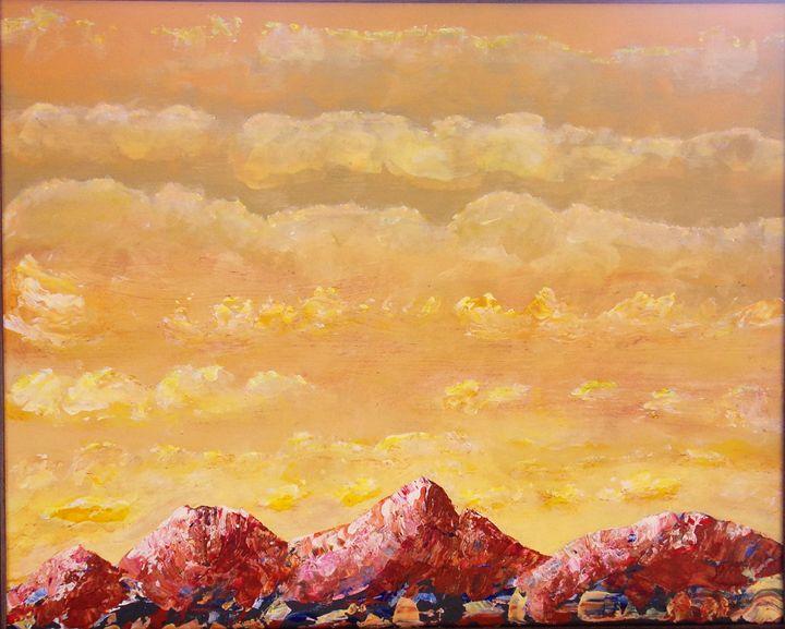 Red Mountains - Joe Lothamer