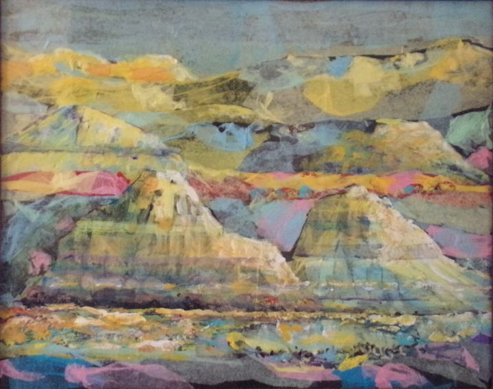 Dream Scape Mountains - Joe Lothamer
