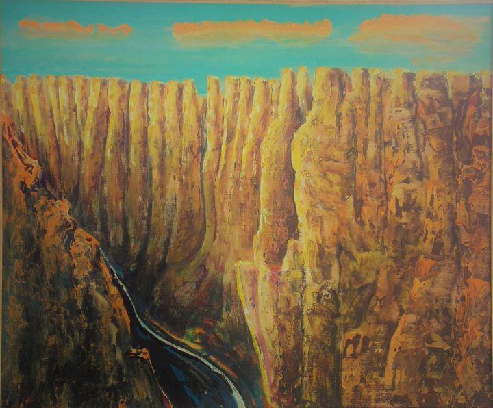 Canyon #2 - Joe Lothamer