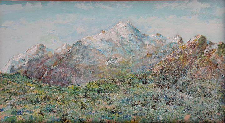 Misty Mountain - Joe Lothamer