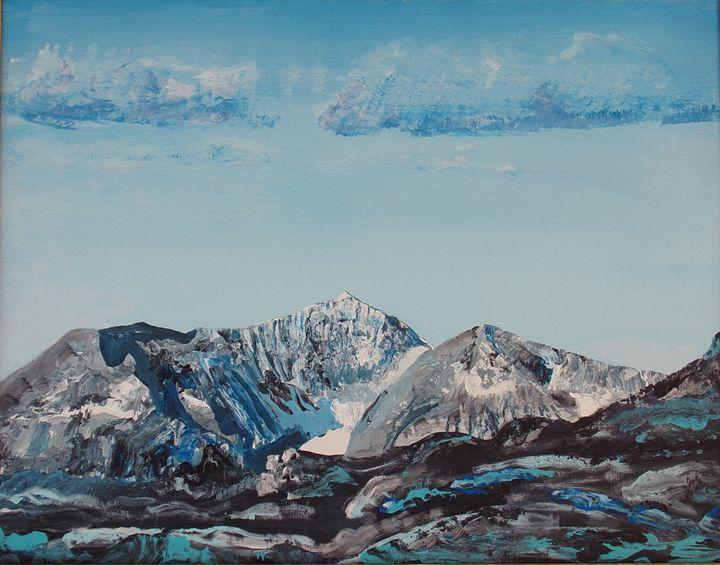 Mt. Antero - Joe Lothamer