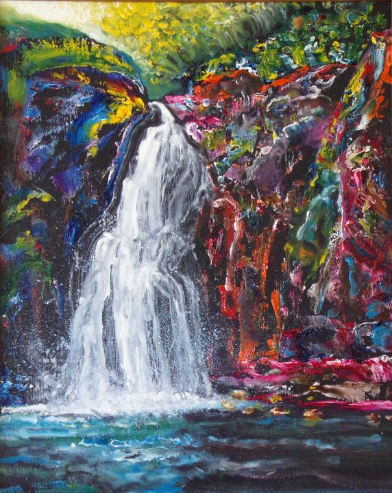 Waterfall - Joe Lothamer