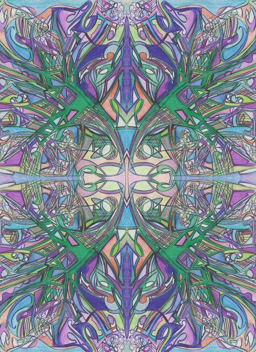 Kaleidoscope 4 - Just inz Inc.