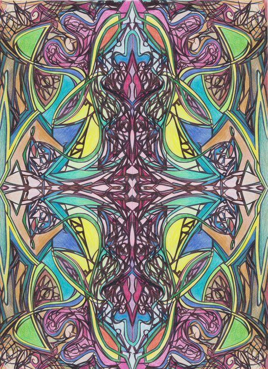 Kaleidoscope 5 - Just inz Inc.