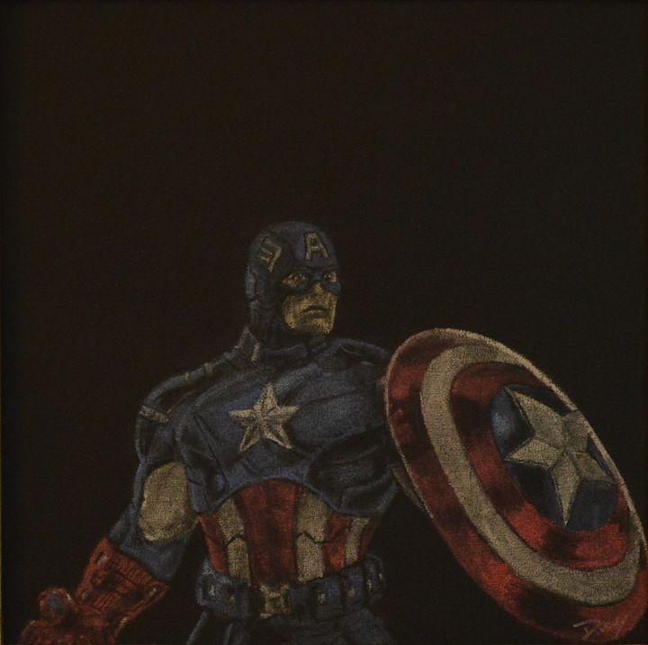 Captain America - Void Creations