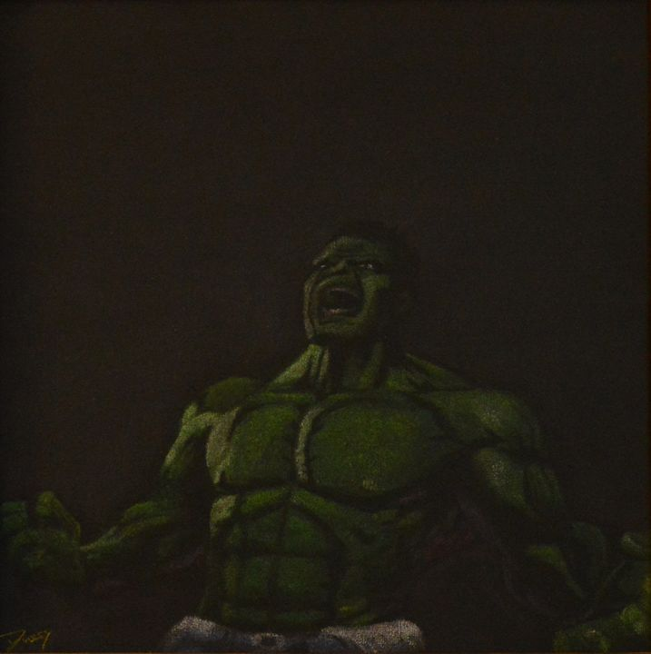 The Incredible Hulk - Void Creations