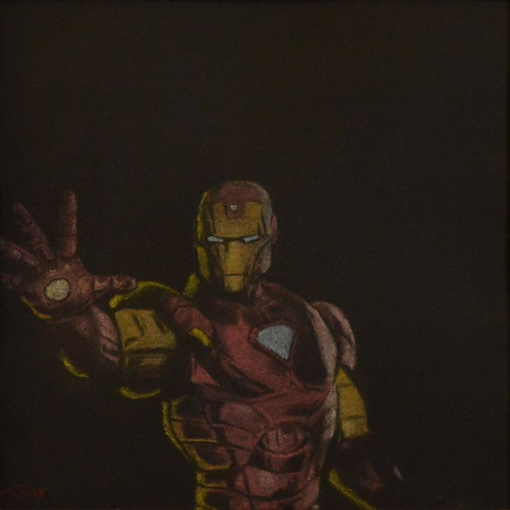 The Invincible Iron Man - Void Creations