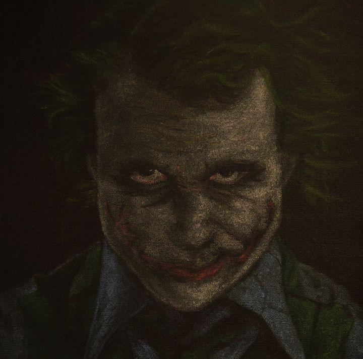 Heath Ledger as The Joker - Void Creations