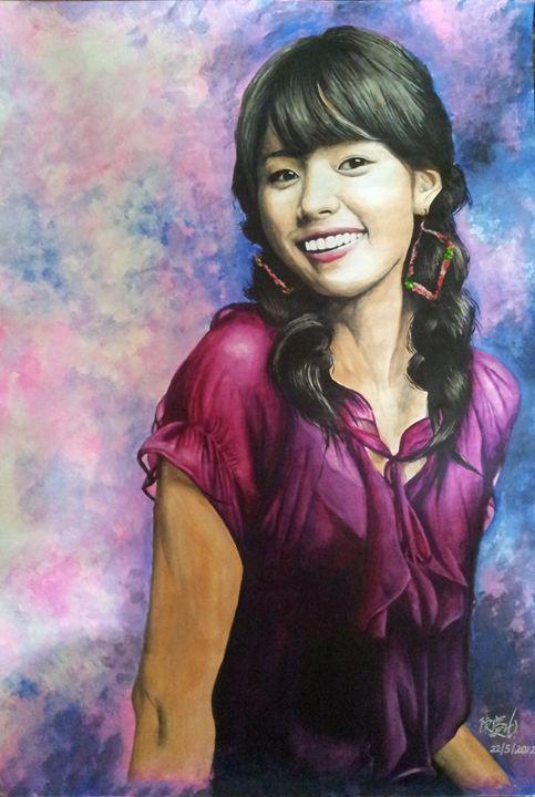 Korean actress - Han Hyo Joo - King Art