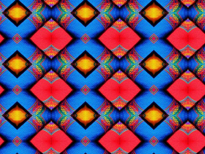 Abstract patterns nr 55 - Rene art