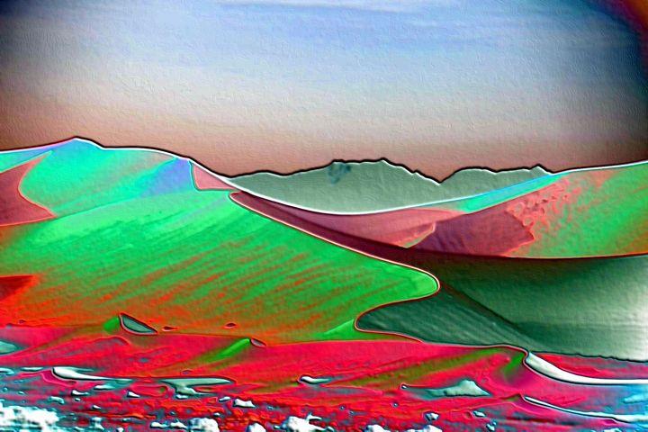 Desert n 5 - Rene art