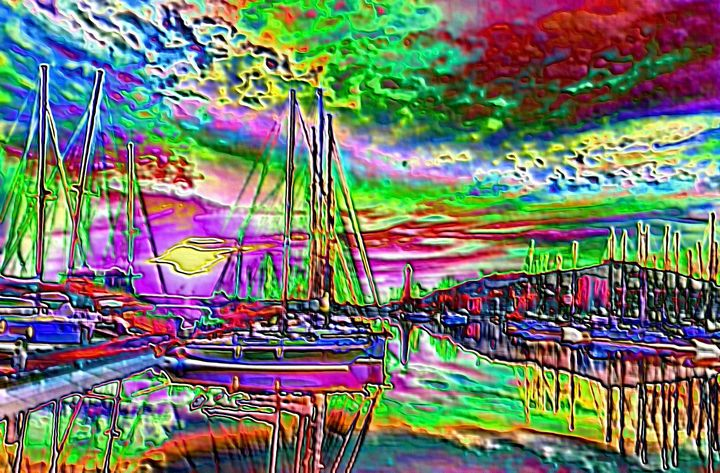 Boatyard nr 5 - Rene art