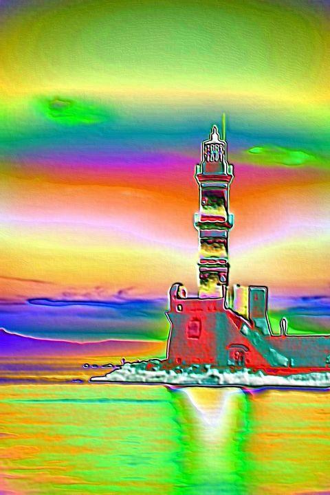 Firehouse 10 - Rene art