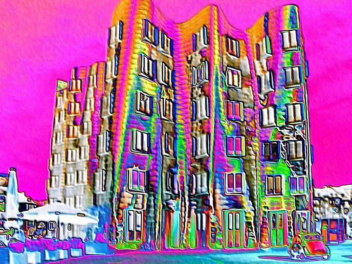Dusseldorf building nr 2 - Rene art