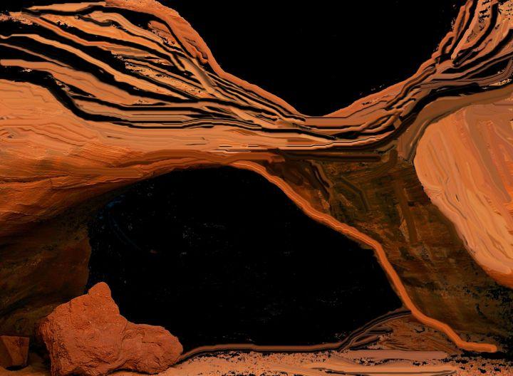 Dessert cave - Rene art