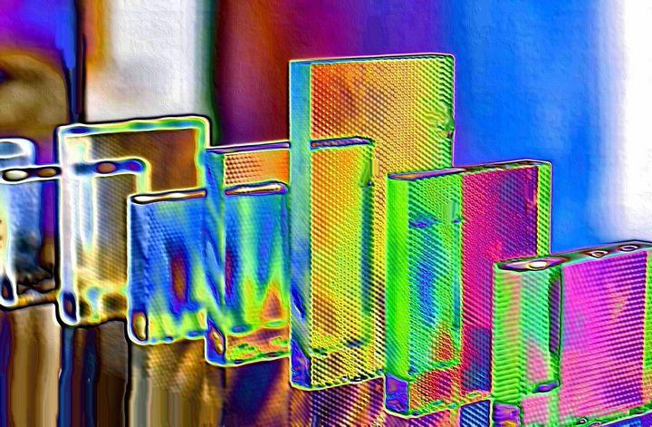 Glass - Rene art