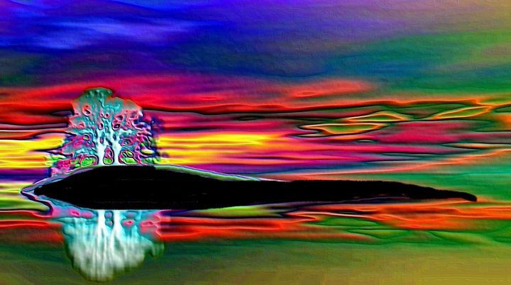 Island - Rene art