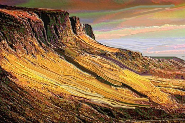 Highlands - Rene art
