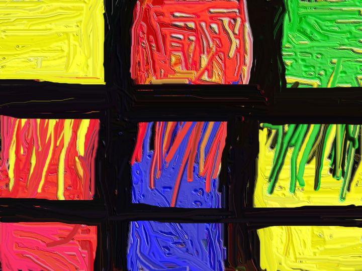 The window - Rene art