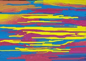 Digital abstract art nr 398