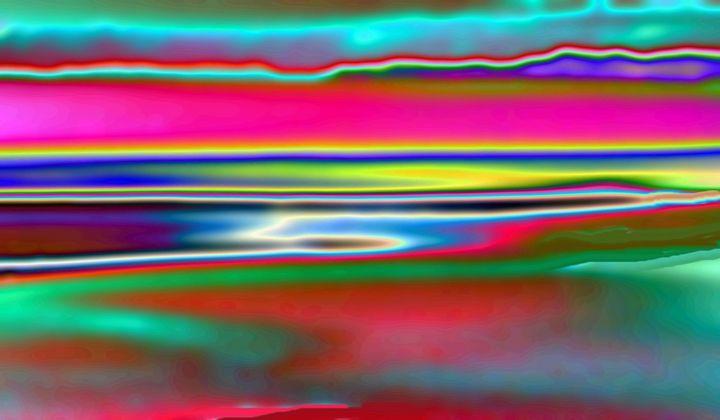 Abstract photography beach nr 34 - Rene art